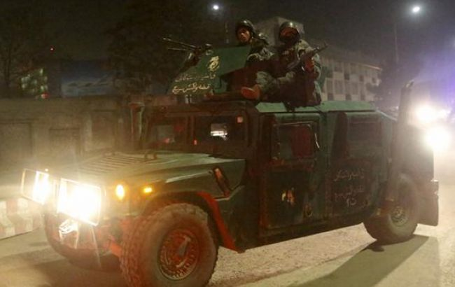 У дипломатичному районі Кабула прогриміло 2 вибухи