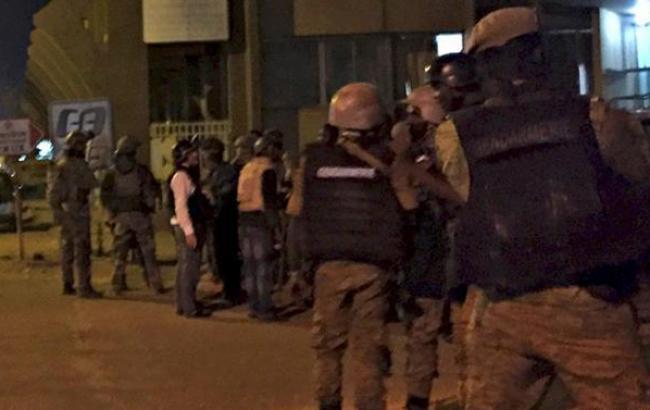 Фото: штурм готелю Splendid в столиці Буркіна-Фасо