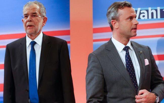 Австрийский суд отменил результаты выборов президента