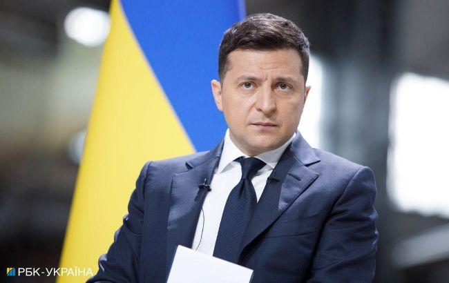 Зеленський підтримав українських футболістів на відборі до ЧС-2022