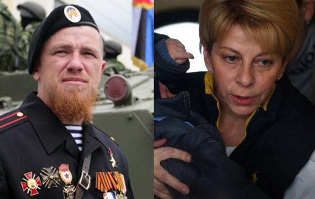 """У """"ДНР"""" встановлять пам'ятники """"Мотороле"""" і """"Доктора Лізи"""""""