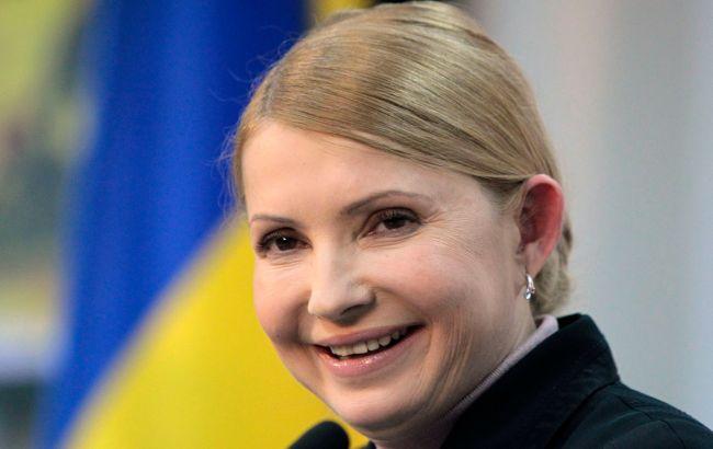 """У """"Батьківщині"""" спростували висунення Тимошенко на вибори мера Києва"""