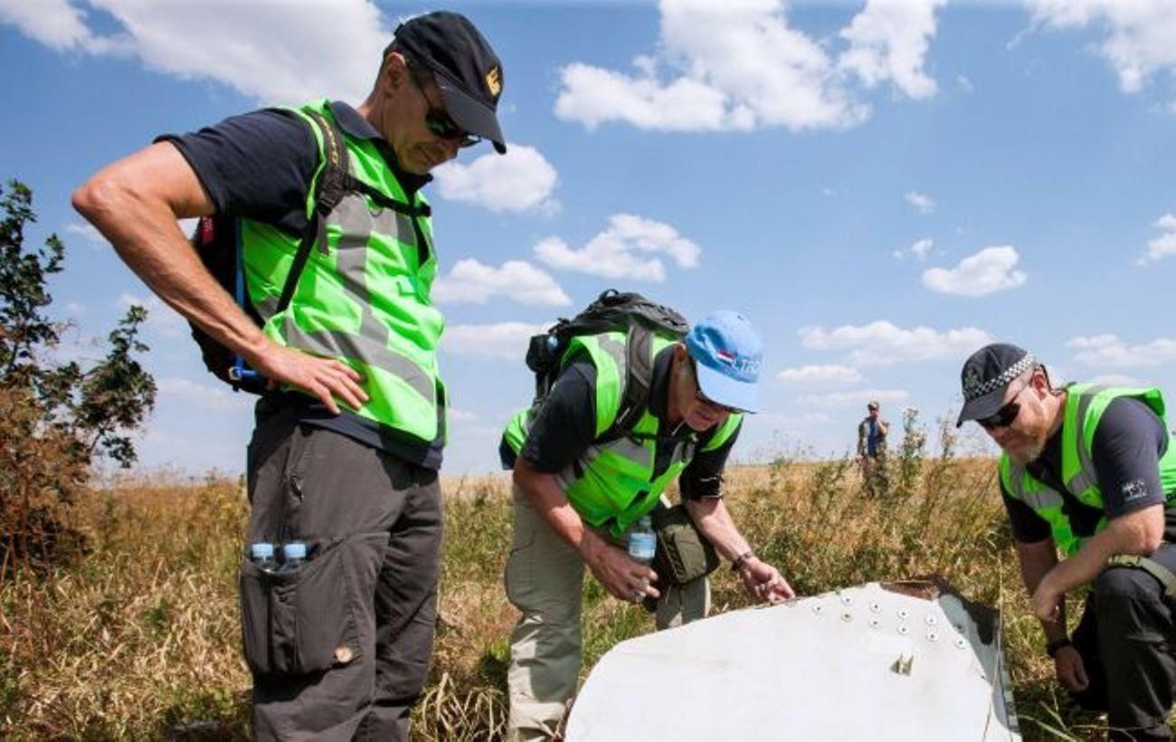 Дело MH17: адвокатам Пулатова дали доступ к обломкам самолета