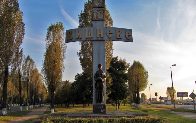 Под Киевом прогремел взрыв нанефтебазе