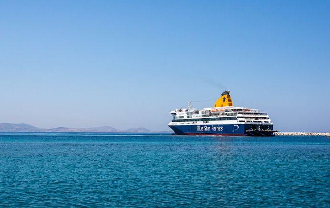 Фото: между Украиной и Грецией могут запустить паромное сообщение
