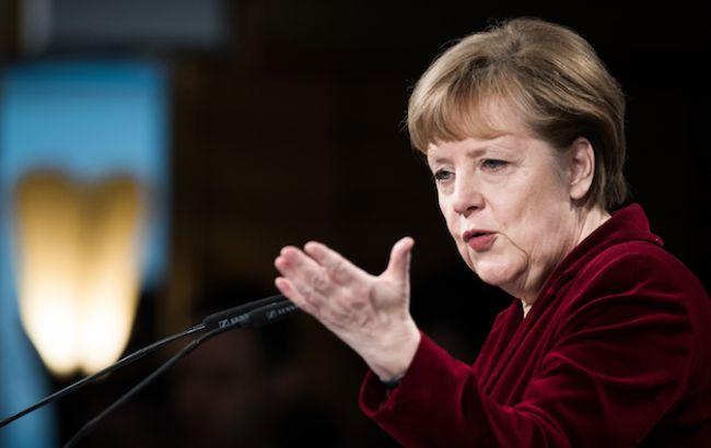Фото: Ангела Меркель призвала усилить НАТО на Востоке