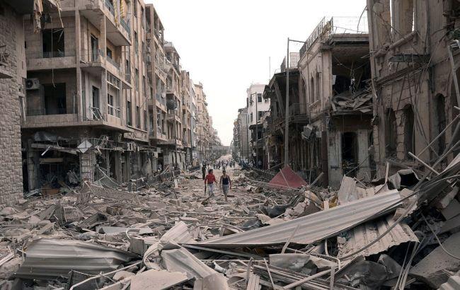 Фото: в Алеппо 169 граждан воспользовались гуманитарным коридором