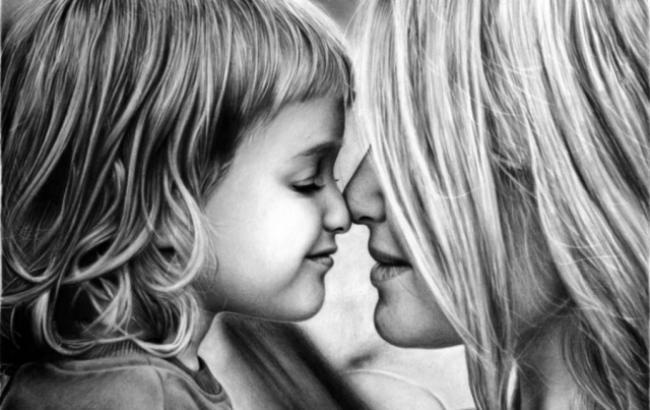 Фото: Любовь мамы
