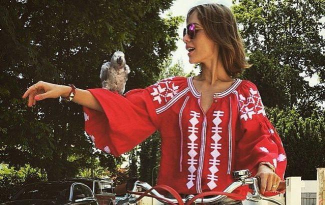 """Американский Vogue  посвятил статью """"революции"""" в украинской моде"""