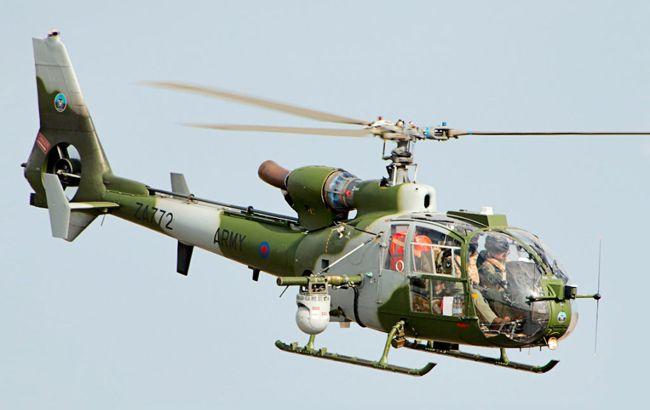 У Сербії розбився військовий вертоліт
