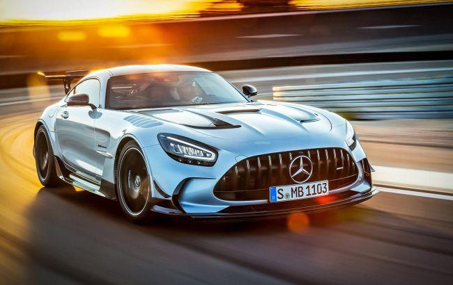 Быстрейший спорткар Mercedes-AMG снимают с производства