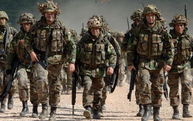 Коаліція зобов'язалася привести українську армію до стандартів НАТО до 2019 р