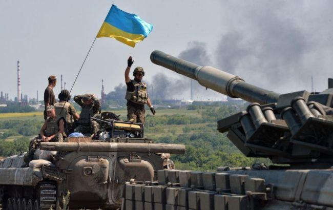 Фото: ДРГ боевиков продолжают атаковать ВСУ