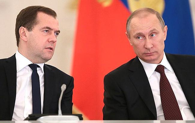Фото: в РФ раскрыта масштабная схема выведения средств окружения Путина (kremlin.ru)