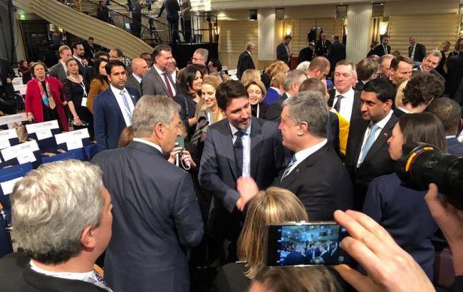 Порошенко: завдання України - переконати, що вона захищає не тільки себе, але і всю Європу
