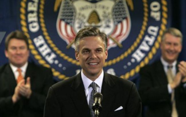 Новым послом США в России может стать экс-губернатор Юты Хантсмэн, - CNN