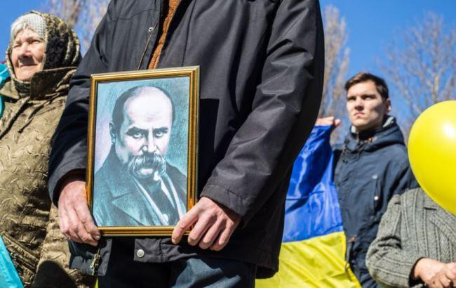Фото: В Крыму отпразднуют день рождения Тараса Шевченко