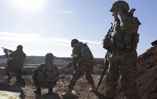 Станица Луганская подверглась обстрелу после визита председателя ОГА