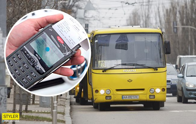"""В Киеве массово увольняются маршрутчики: """"постоянно штрафуют"""""""
