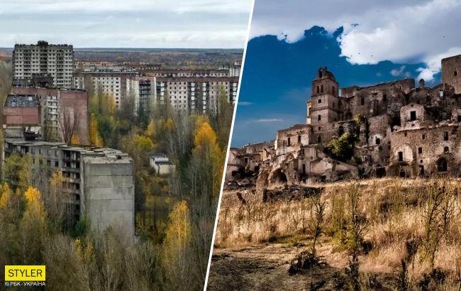 Самые загадочные города-призраки в мире: в список попала Украина