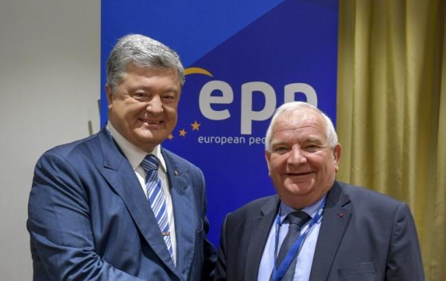 Глава ЄНП підтвердив підтримку євроінтеграції України