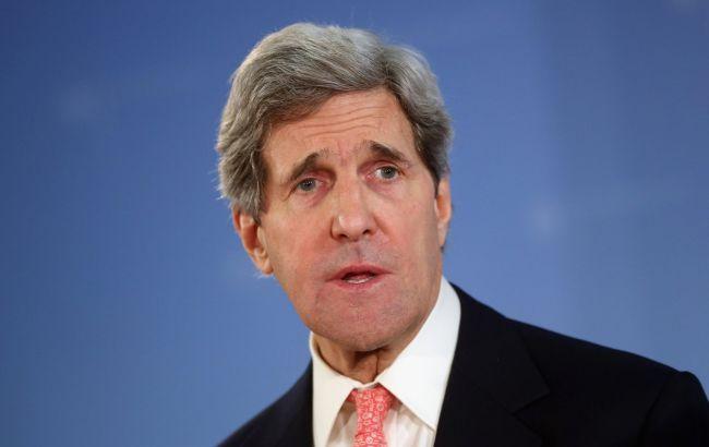 Фото: Джон Керри отметил прогресс коалиции в Ираке и Сирии