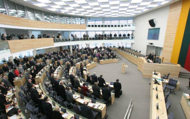 Литва ініціює виділення Україні 30 млрд євро фіндопомоги до 2020 р