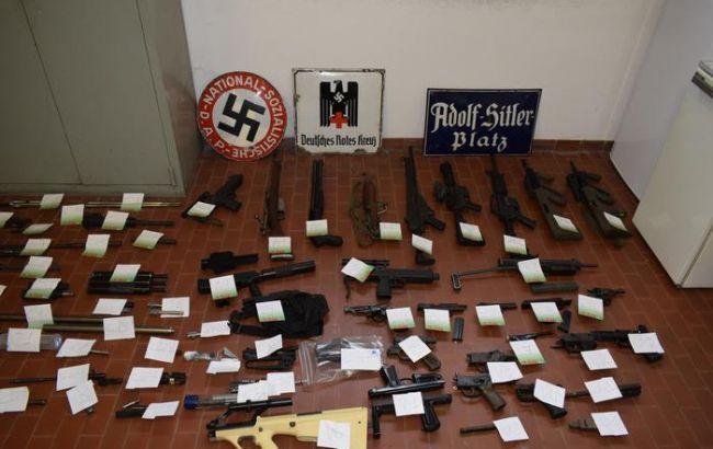 В Италии изъяли оружие у ультраправых, воевавших на Донбассе