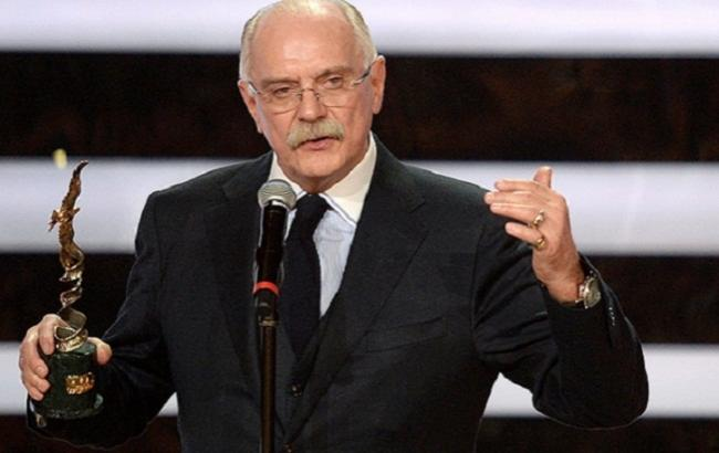 Михалков получил премию, которую сам же основал