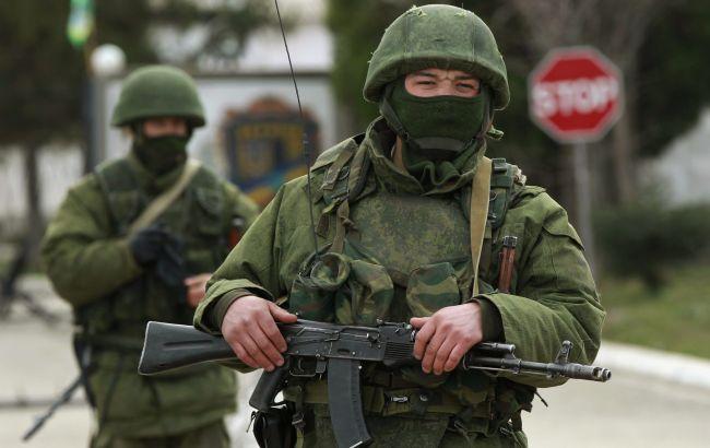 РФ готує до наступу війська в окупованому Криму, - Держприкордонслужба