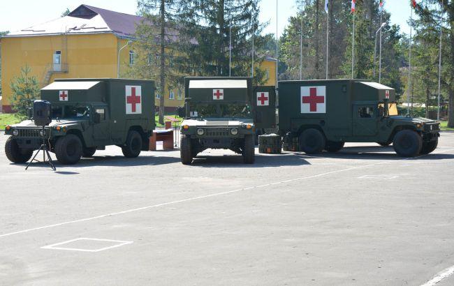 5 неповторимых Hummer военные США передали Украине