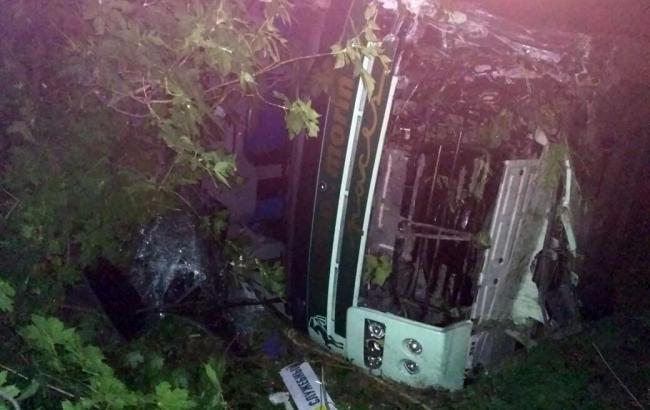 У Дніпропетровській області внаслідок ДТП постраждали 15 людей
