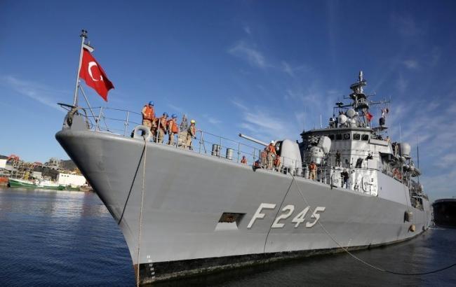 Туреччина почала будівництво військової бази на Чорному морі