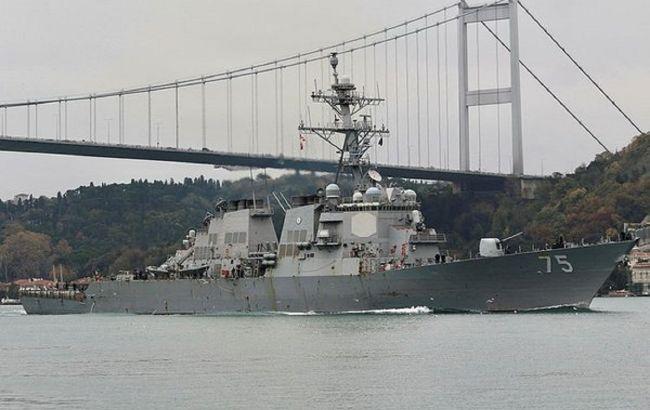 У Туреччині повідомили, що два великих десантних кораблі РФ увійшли в акваторію Чорного моря