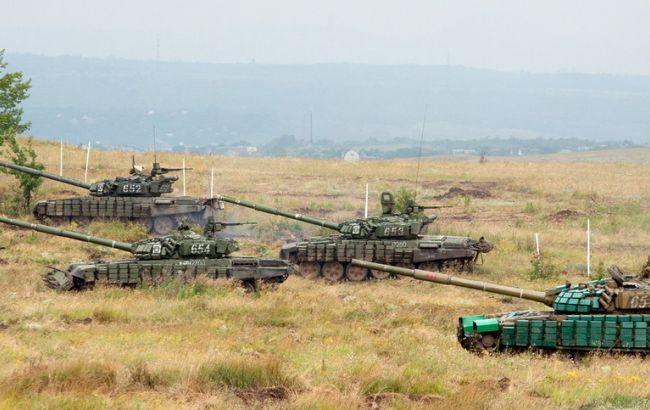 ЛНР заявила про відвід танків від лінії зіткнення на Донбасі