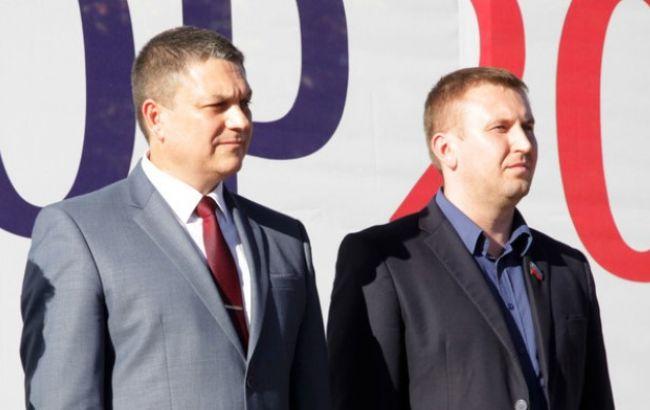 """ЄС оприлюднив санкційний список організаторів """"виборів"""" на Донбасі"""