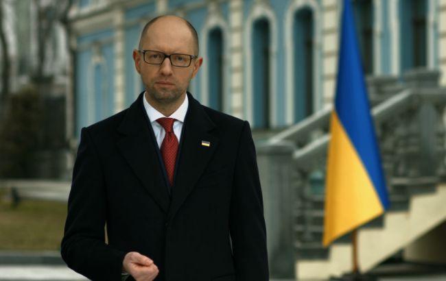 Яценюк: дострокові парламентські вибори завершаться руїною