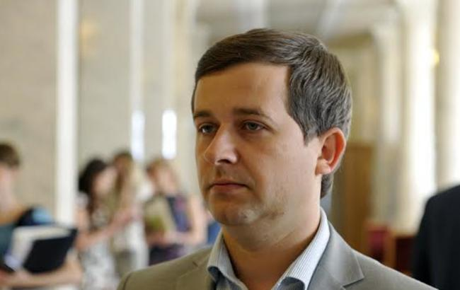 Андрей Помазанов (фото - nfront.org.ua)