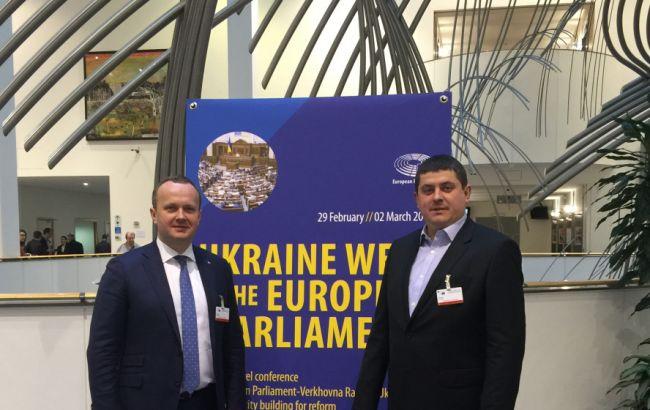 Семерак: в Европе призвали все реформаторские силы Украины найти взаимопонимание