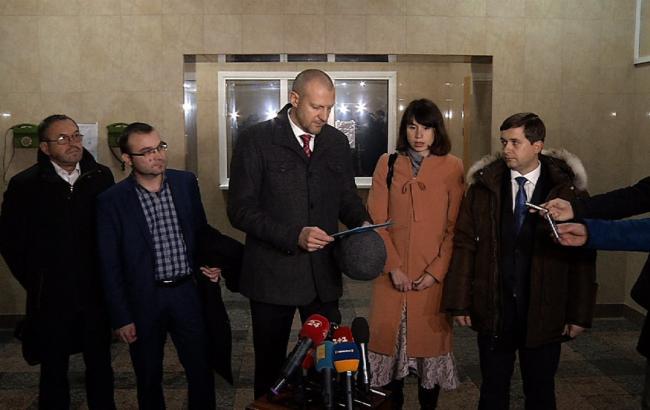 Фото: народные депутаты обратились к НАБУ (nfront.org.ua)