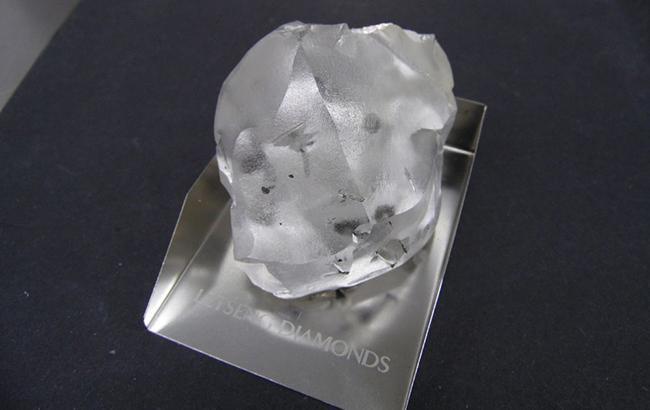 Фото: у ПАР знайдено 5 за величиною алмаз (фото Bloomberg)