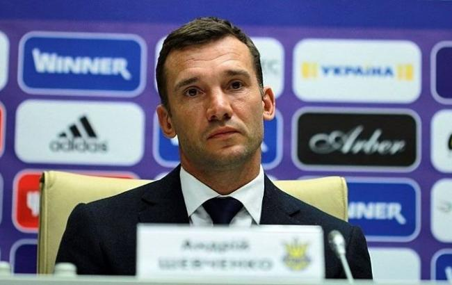 Фото: Шевченко майже визначився зі списком гравців