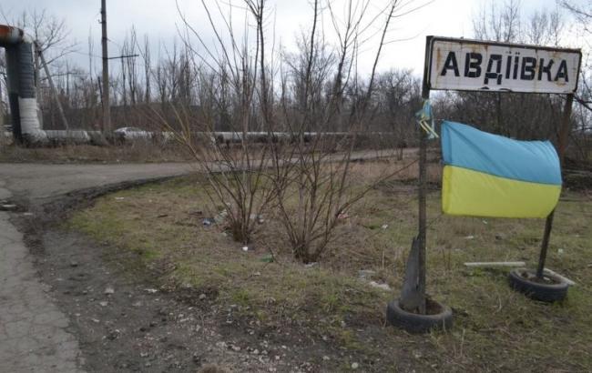 5-ая часть Авдеевки остается без центрального электроснабжения