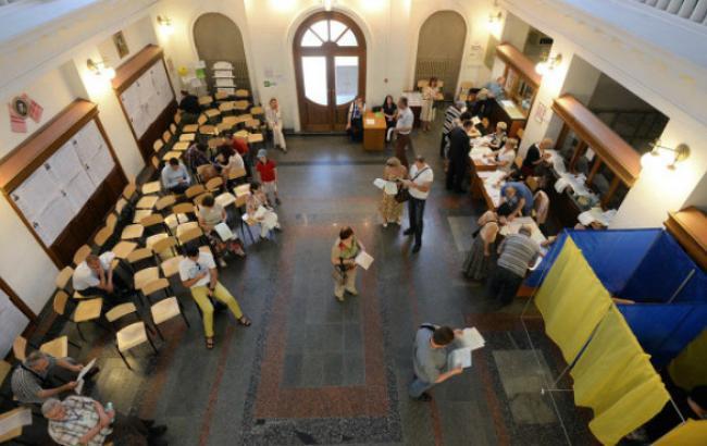 Явка на виборах: в Україні фіксується наднизька активність виборців