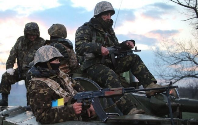 Фото: возле Авдеевки силы АТО столкнулись с ДРГ противника