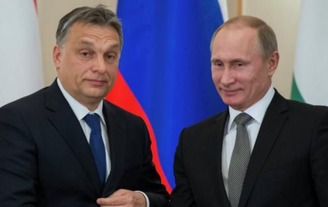 Путин и Орбан повлияли на негативное восприятие Трампом Украины,  – WP