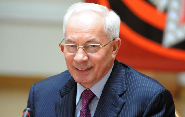 МВС розслідує розтрату 0,5 млн грн держкоштів на виплату пенсії Азарову