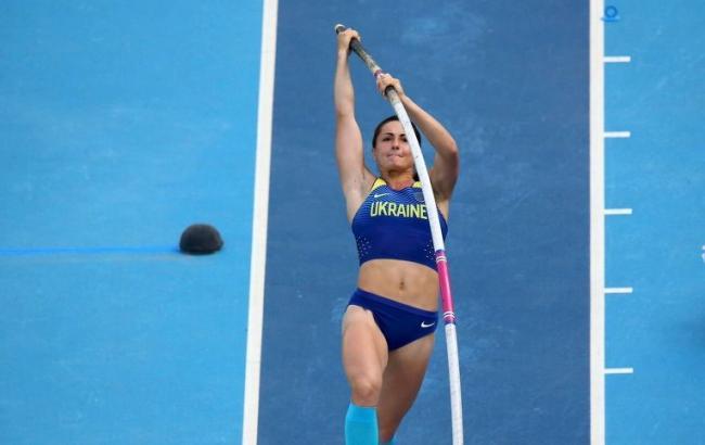 Украинка Марина Килипко установила рекорд попрыжкам сшестом