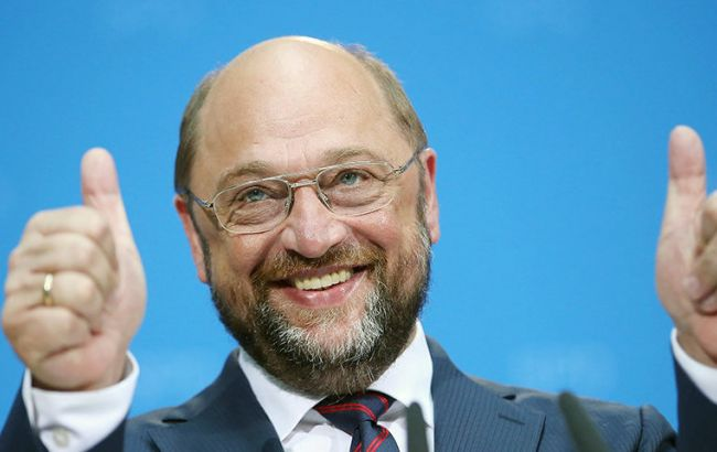 Мартин Шульц официально возглавил Социал-демократическую партию Германии