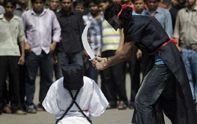 Фото: у Саудівській Аравії стратили принца